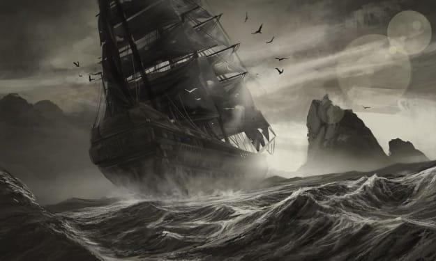 Phantoms of the Seas