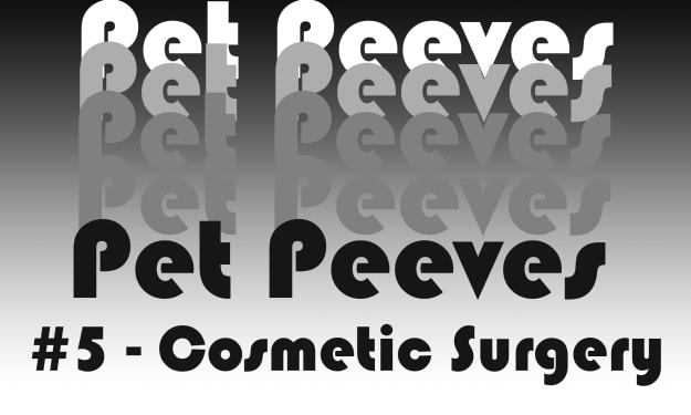 Cosmetic and Genetic Surgical Fixes