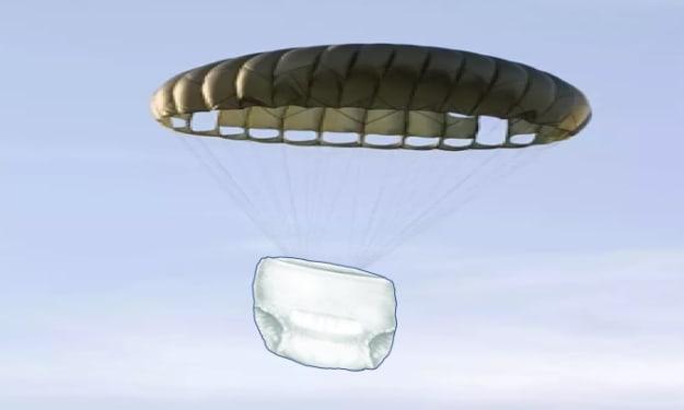 Airborne Diapers