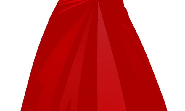 The Red Dress Betrayal