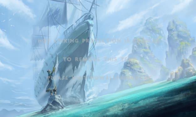 A Ship & A Sword