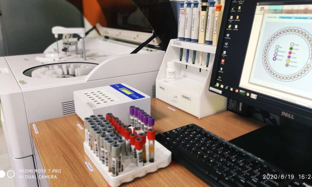 Amniocentesis lab near you in Bangalore - addon scans and Labs