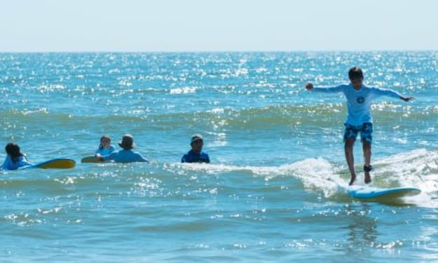 Why are Professional Surfing Lessons Important?