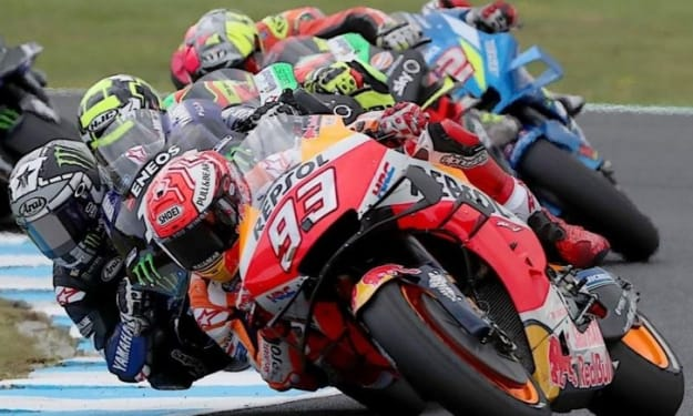 $146.12m Could Be Lost From  Entire Season Without Fans In MotoGP,