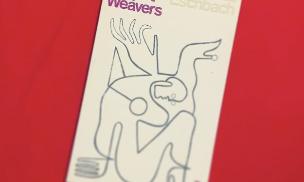 """Book Review: """"The Hair Carpet Weavers"""" by Andreas Eschbach"""