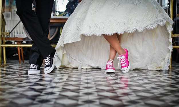 How are wedding traditions changing?