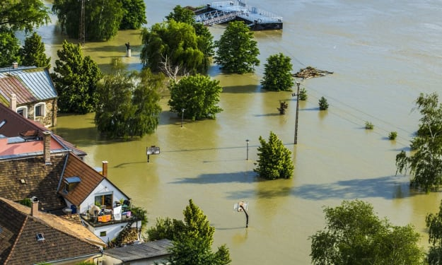 Why floods occur
