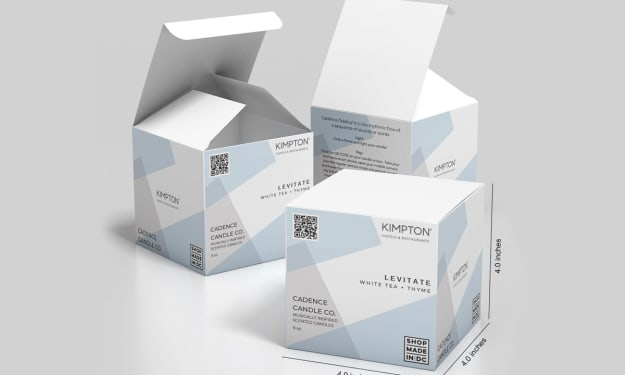 Make the Best Use of Custom Candle Packaging to Increase the Brand Success