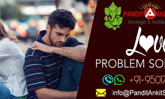 Best Love Problem Solution Specialist in Pune - Astrologer Pandit Ankit Sharma Ji