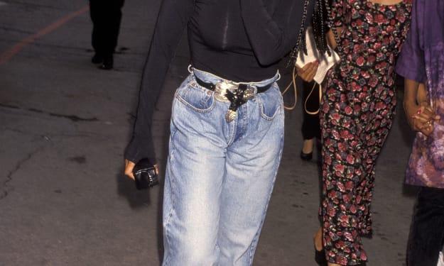 Fashion Time Capsule: Nostalgia I Didn't Know Existed.