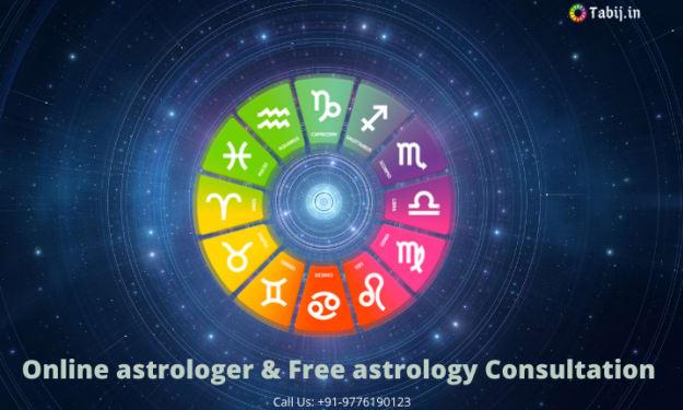 Online astrologer & Free astrology Consultation