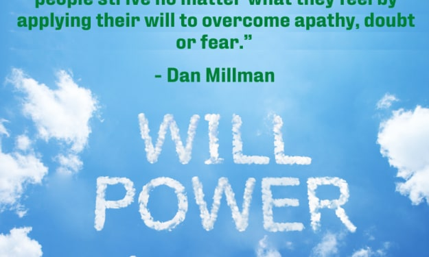 20 Quotes To Help Inject You With Willpower