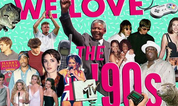 90's nostalgia...