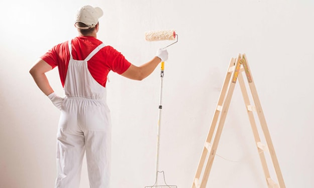 REASONS TO HIRE A PROFESSIONAL PAINTER OVER A DIY PAINT JOB