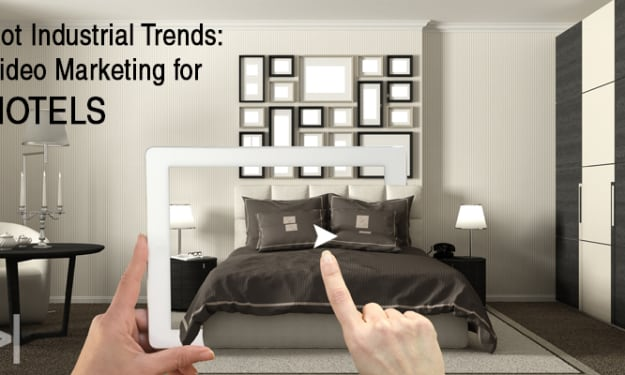BENEFITS OF VIDEO MARKETING FOR HOTELS