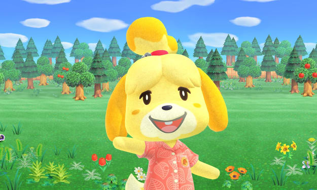 Ode to Isabelle