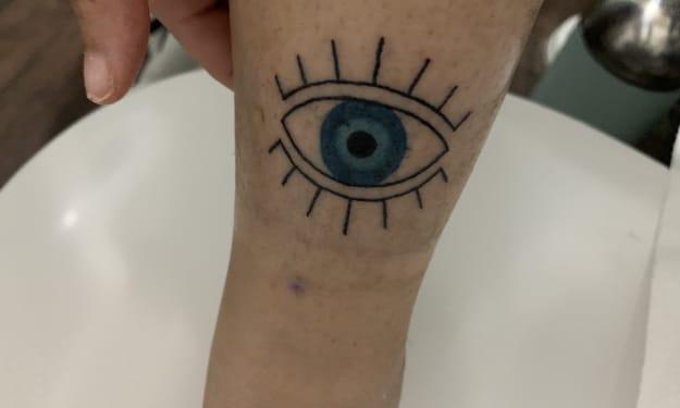 Beware the Evil Eye When Writing