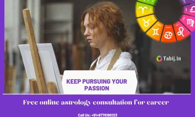 Free online astrology consultation for career by honest astrologer