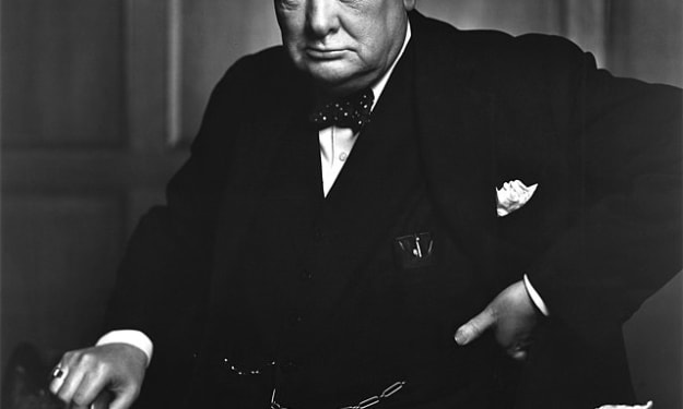 Winston Churchill: A Profile In Resilience.