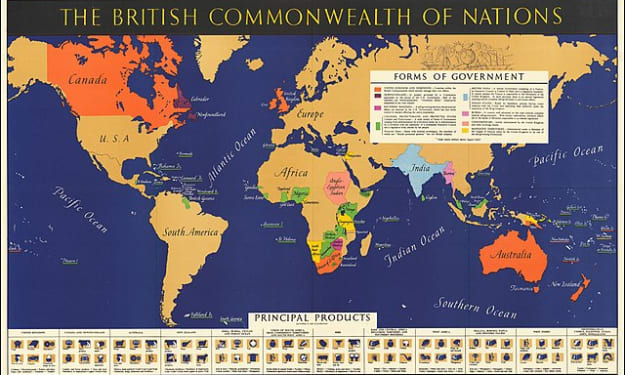 The Commonwealth Has Never Been Fit For Purpose, Why will It Be Different In The Age OfBrexit?