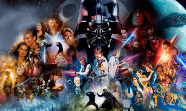 Every Star Wars Movie Ranked From Worst to Best