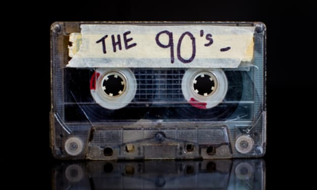The Last Generation for Great Music Was: The 90's