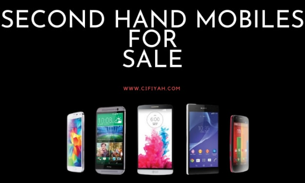Why we should buy a second hand mobile?