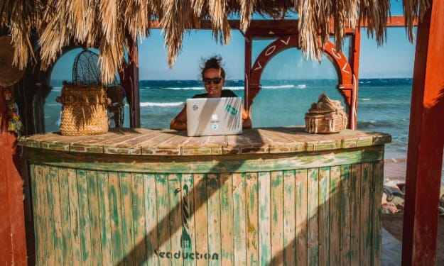 How To Be a Digital Nomad Without Being a Jerk About It