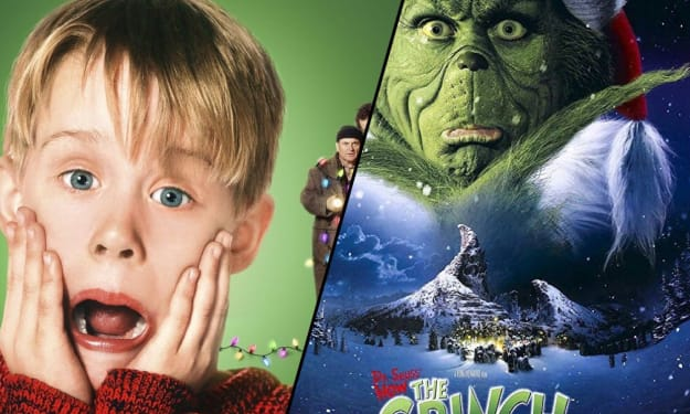 Why are Home alone and How the grinch stole Christmas the most sought-after movies during the holidays?