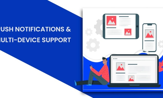 Difference Between Push Notification and Multi-Device Support