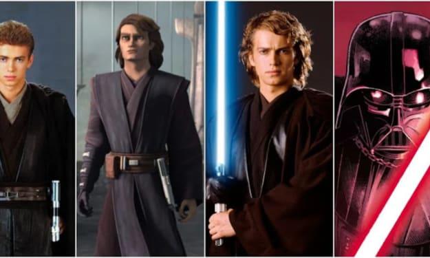 10 Things About Anakin That Don't Make Sense