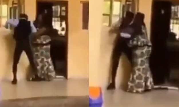 Why I Beat Up My  Lecturer - ASU Student Explains (Video)