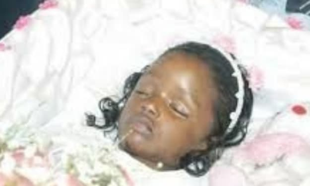 Four-Year-Old Amy Emily Annamunthodo Raped, Sodomized, Murdered