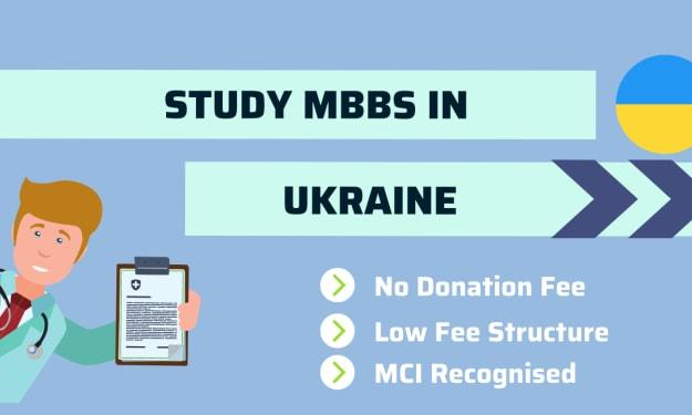 Study MBBS in Ukraine 2021