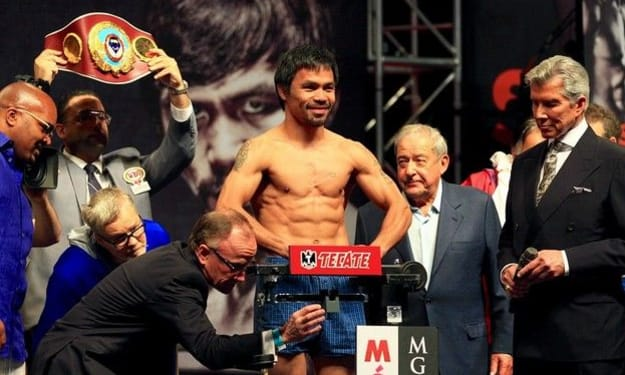 Professional Boxers with Surprising Second Careers