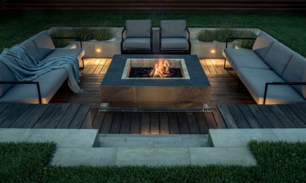 5 Tips for Planning an Outdoor Fire Pit and Fireplace
