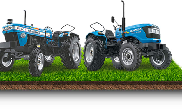 Top 5 Sonalika Tractor In India - Prices & Specifications