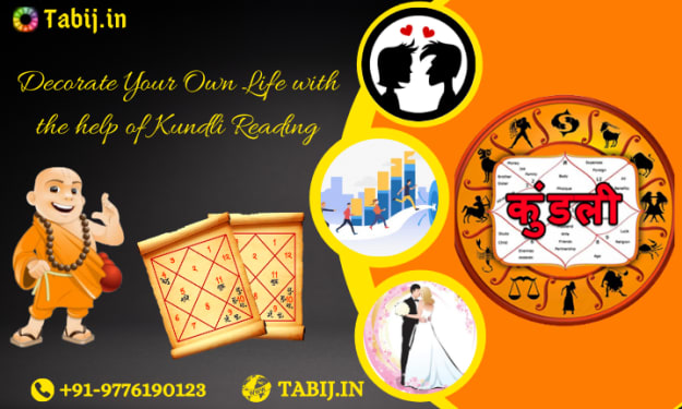 Decorate Your Own Life with the help of Kundli Reading
