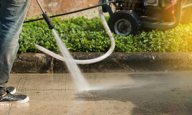 Selling Your House? What Should Be Pressure Washed Before Listing Your Home?