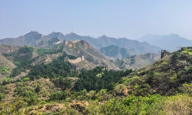 Travelling Through China