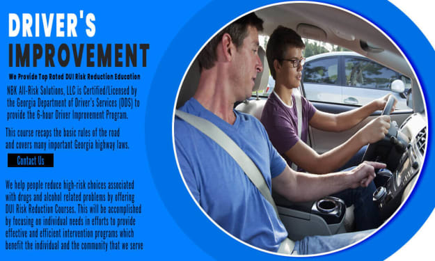 Start Your Driver's Education Course At NBK All Risk Solution