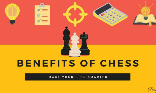 7 Amazing Benefits of Teaching Kids to Play Chess