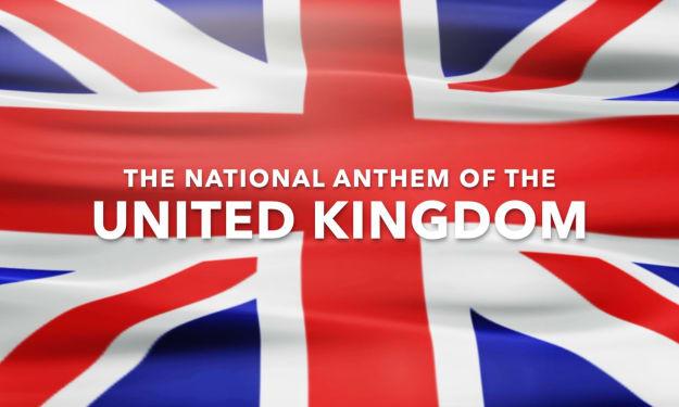 Should the United Kingdom change its national anthem?