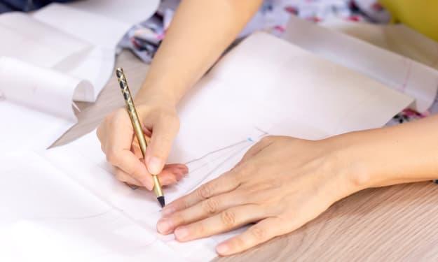 Make Sewing Patterns