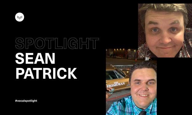 Creator Spotlight: Sean Patrick