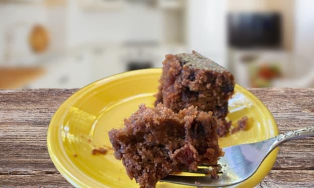 Mama Eze's Jam Cake: A 19th Century Recipe Gets a Vegan Makeover
