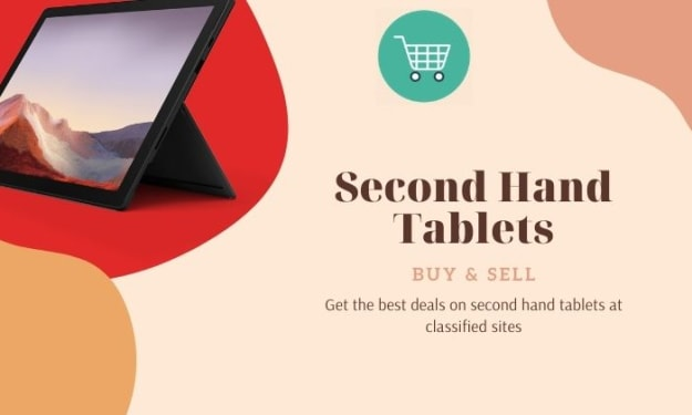 Second hand tablets- Make a choice