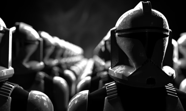 Order 66 Neurologically Damaged the Clones. Why The Empire REALLY Replaced The Clones