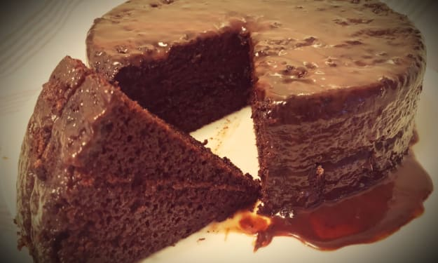 Chocolate Vegan Decadence