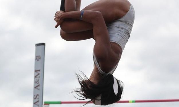 Track & Field 2k21: Head over Heels for Tyra Gittens at SEC